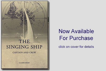 The Singing Ship Captain and Crew by author Claire Ryan, Coorooman Press Publishers Central Queensland Australia
